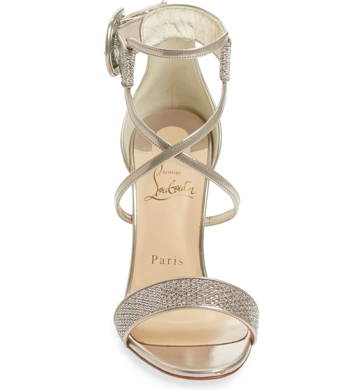 new products 12411 82c9c Choca Lux Ankle Strap Sandal