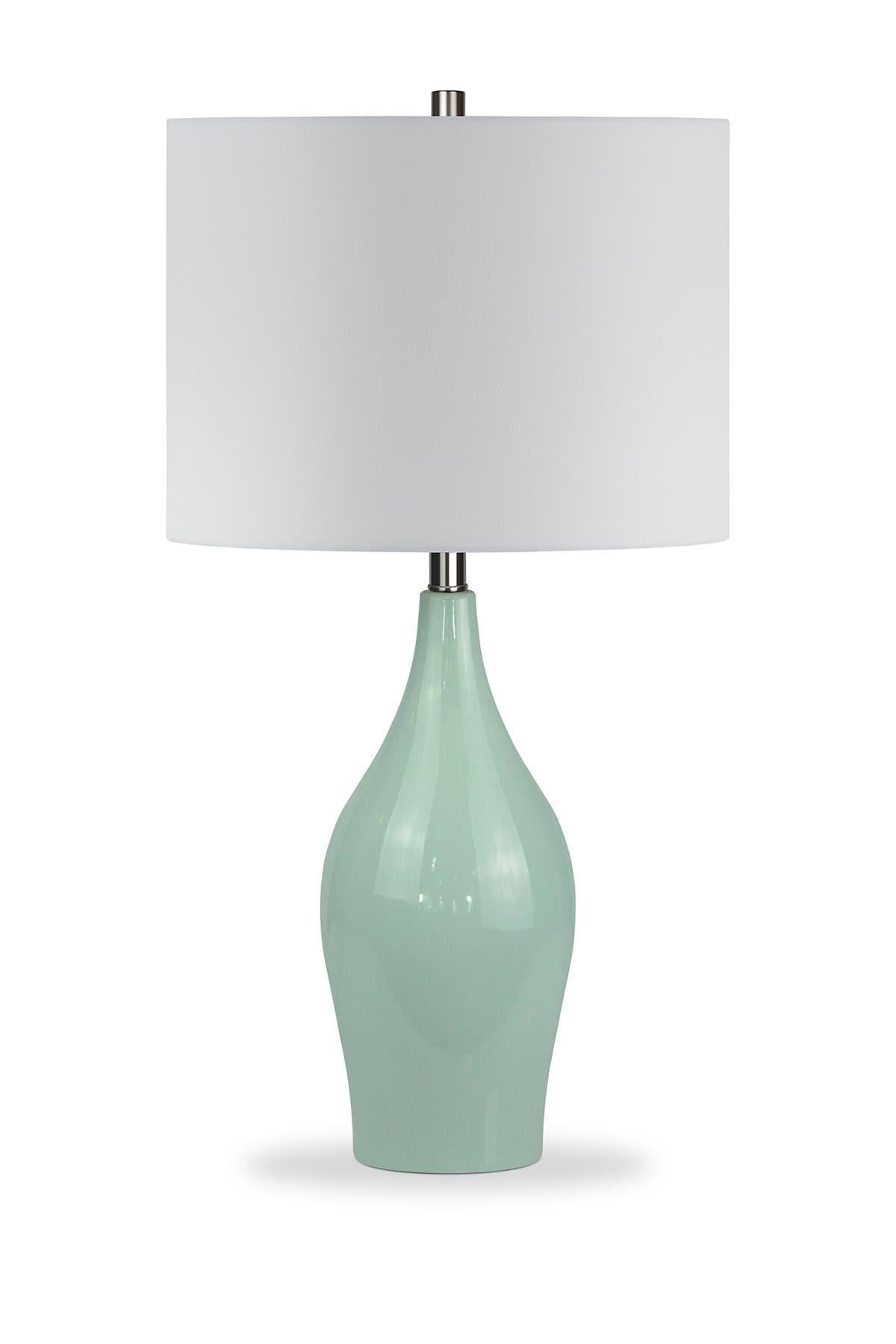 Image of Addison and Lane Niklas Table Lamp - Teal