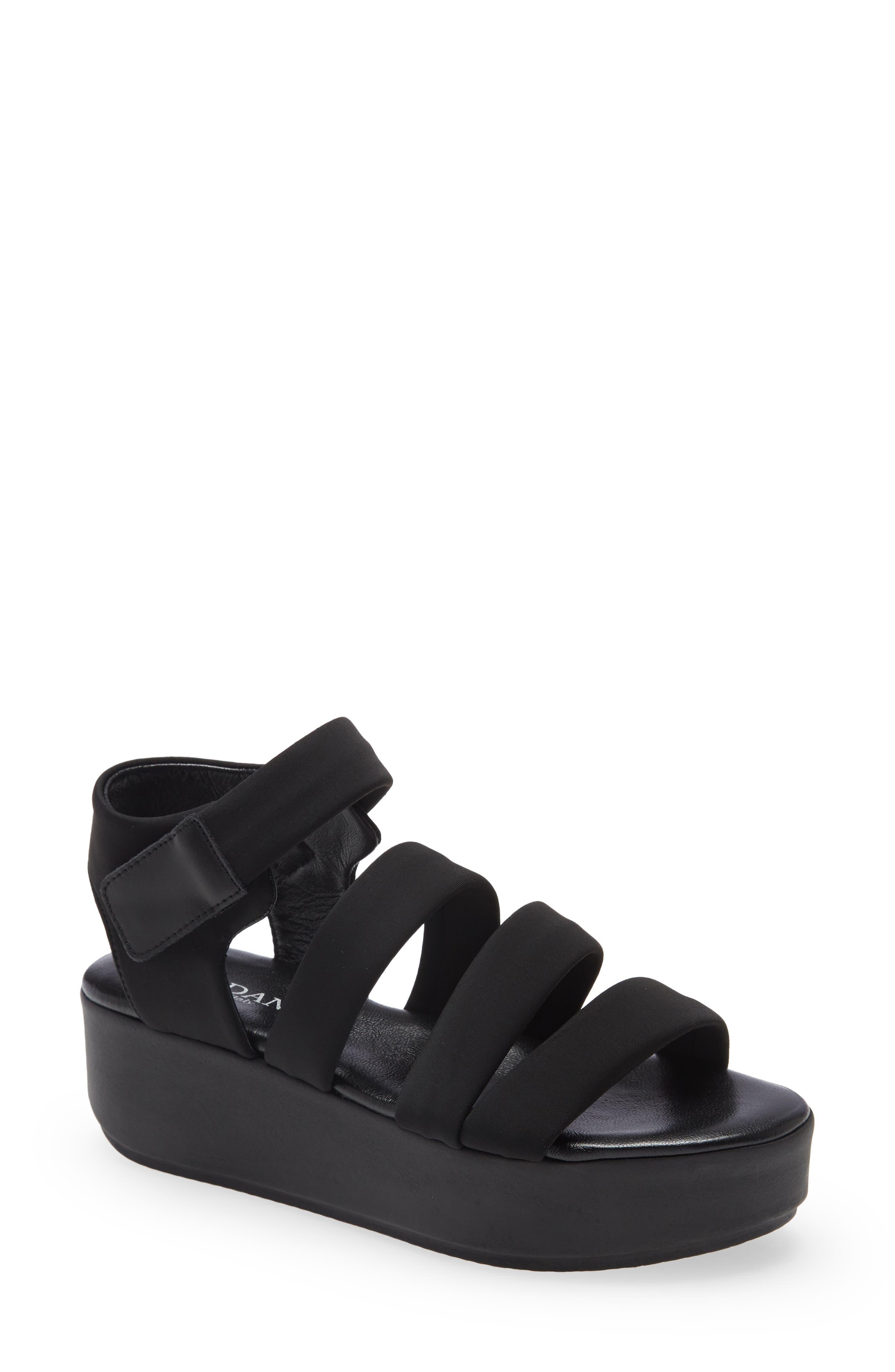 Jillian Strappy Platform Sandal