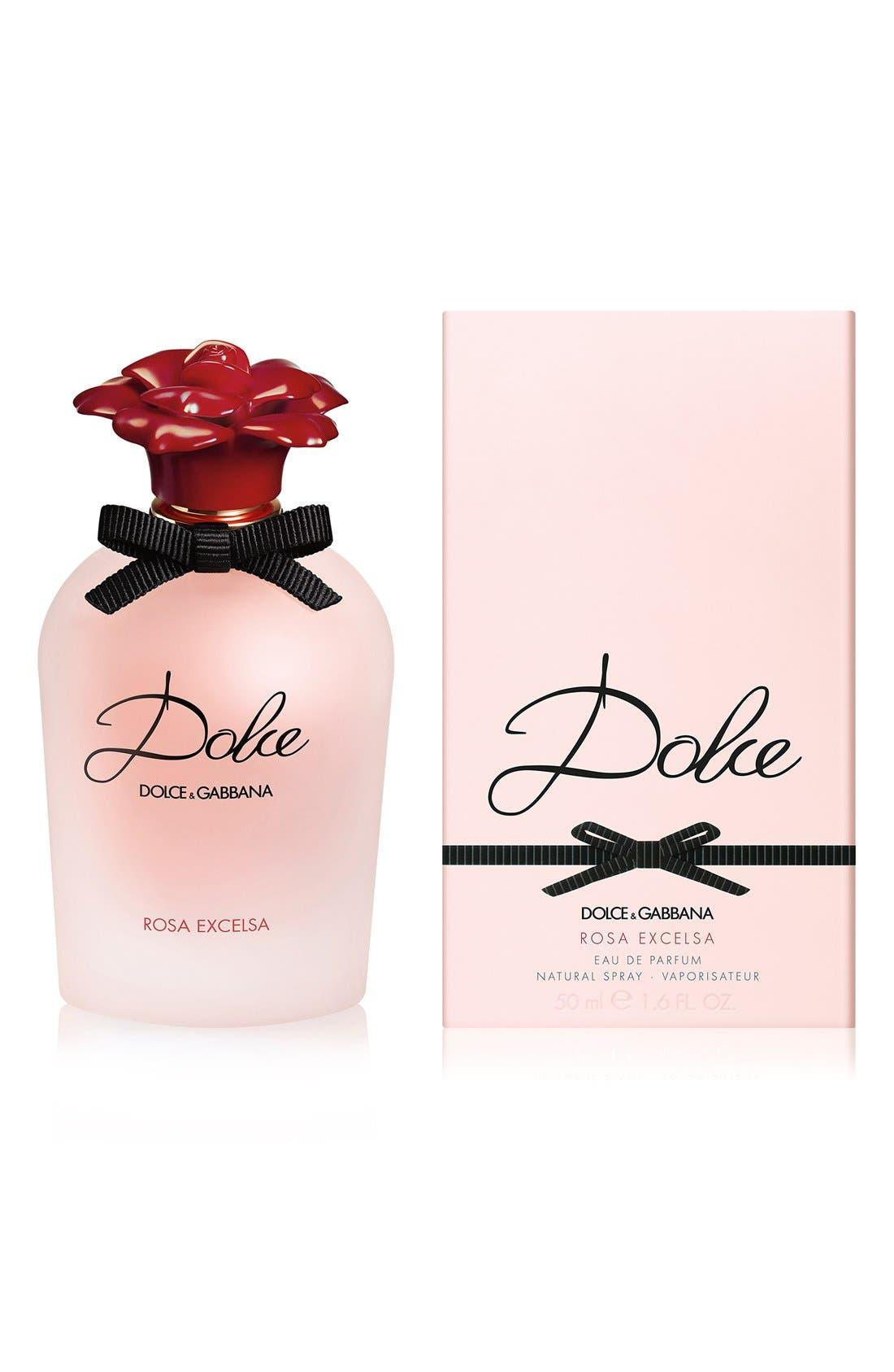 ,                             'Dolce Rosa Excelsa' Eau de Parfum,                             Alternate thumbnail 3, color,                             NO COLOR