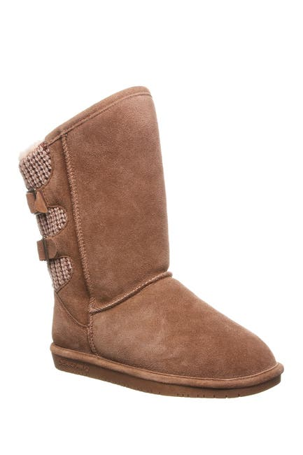 Image of BEARPAW Rue Genuine Sheepskin Lined Boot