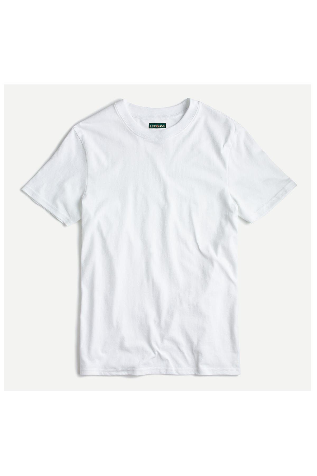 Image of J. Crew Short Sleeve Knit T-Shirt
