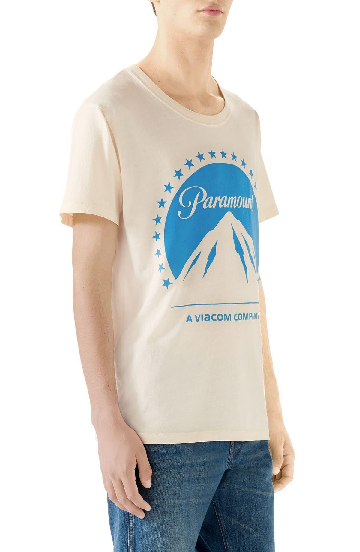1e3cc9ea0 Gucci Paramount Logo T-Shirt | Nordstrom