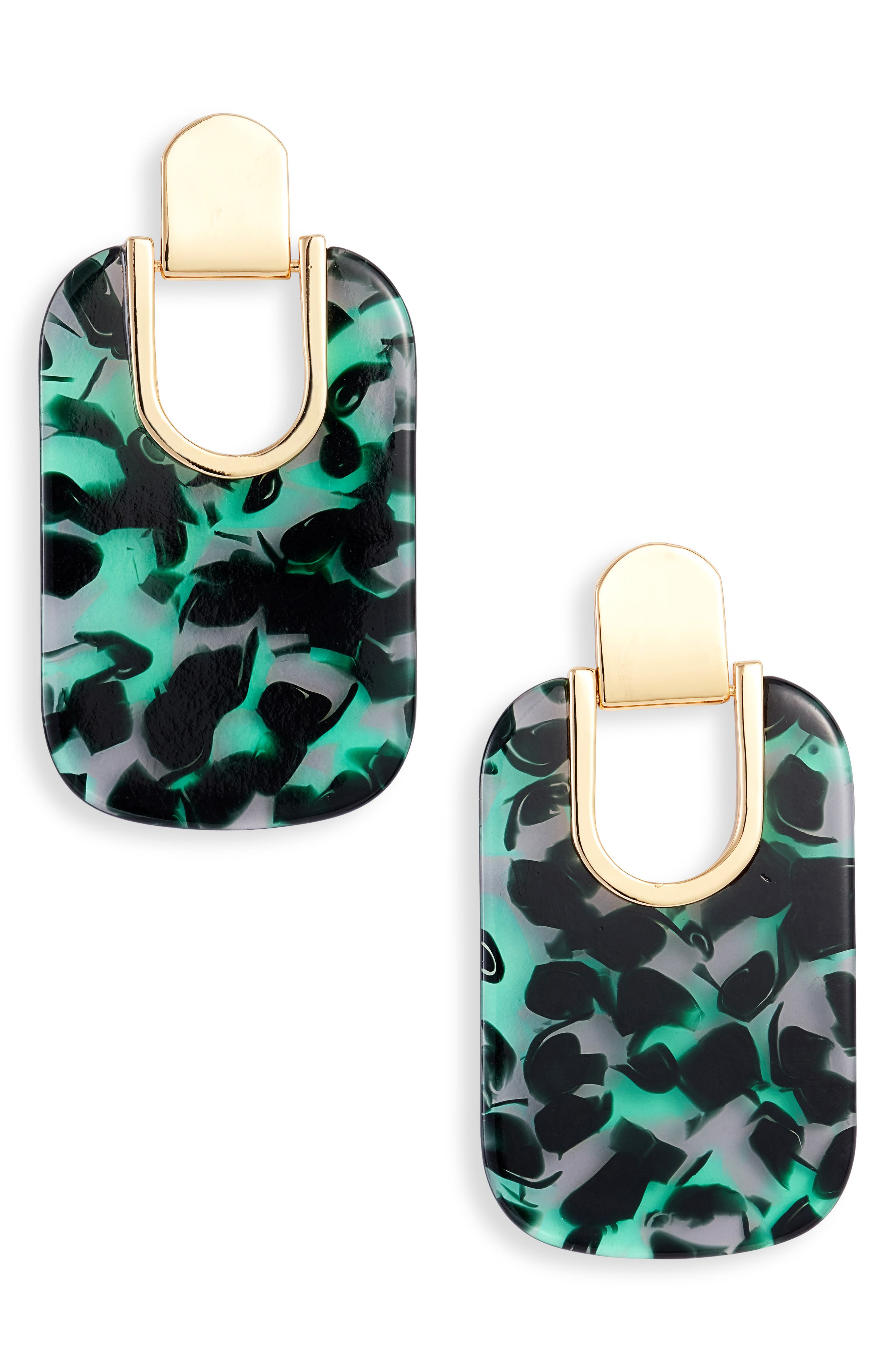 Vintage Style Jewelry, Retro Jewelry Womens Kate Spade New York Statement Earrings $58.00 AT vintagedancer.com