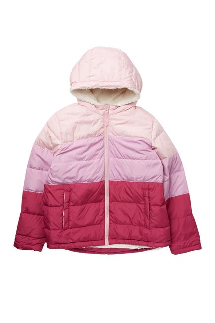 Image of Eddie Bauer Classic Puffer Hooded Jacket