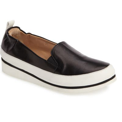 Ron White Nell Slip-On Sneaker, Black