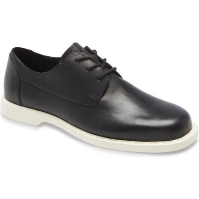 Camper Juddie Oxford Shoe, Black