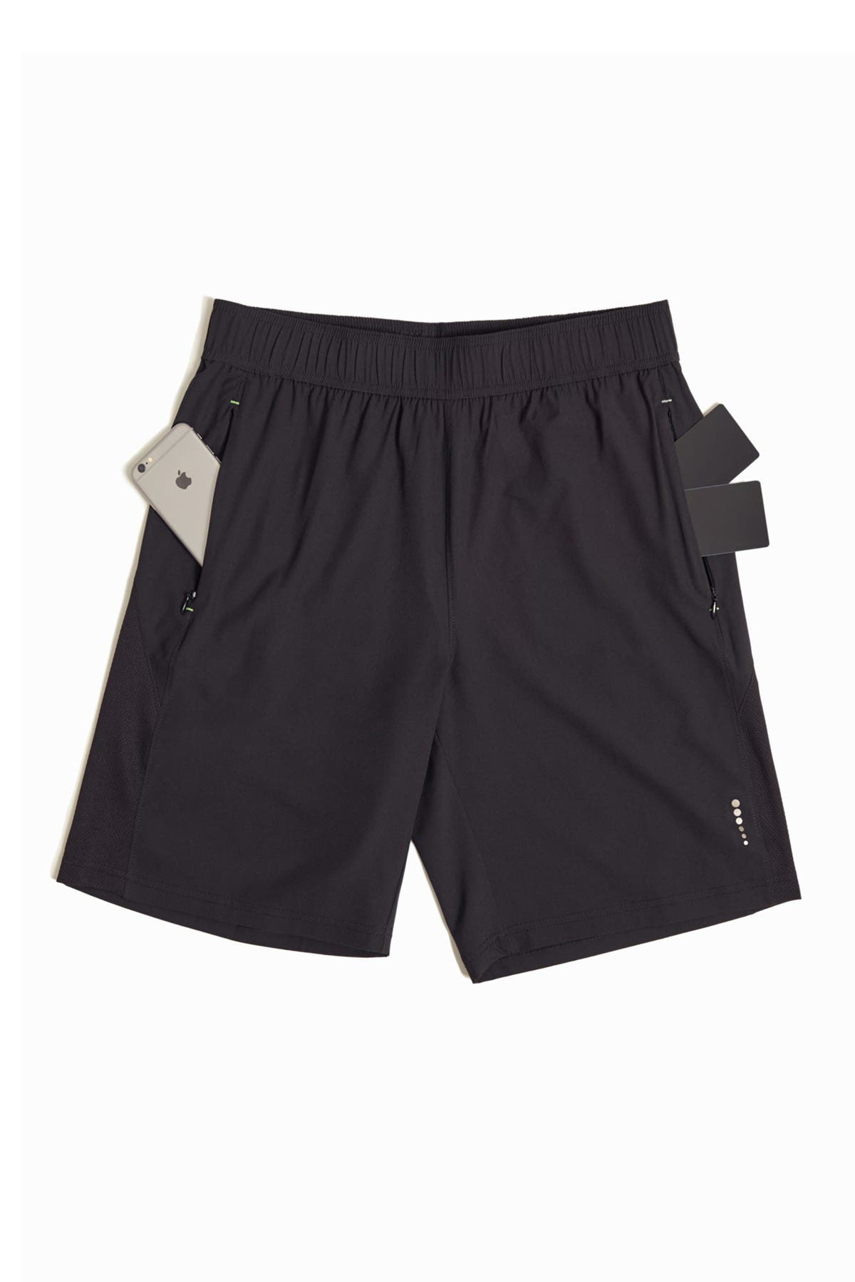 Image of The Balance Collection Damien Interlock Woven Shorts