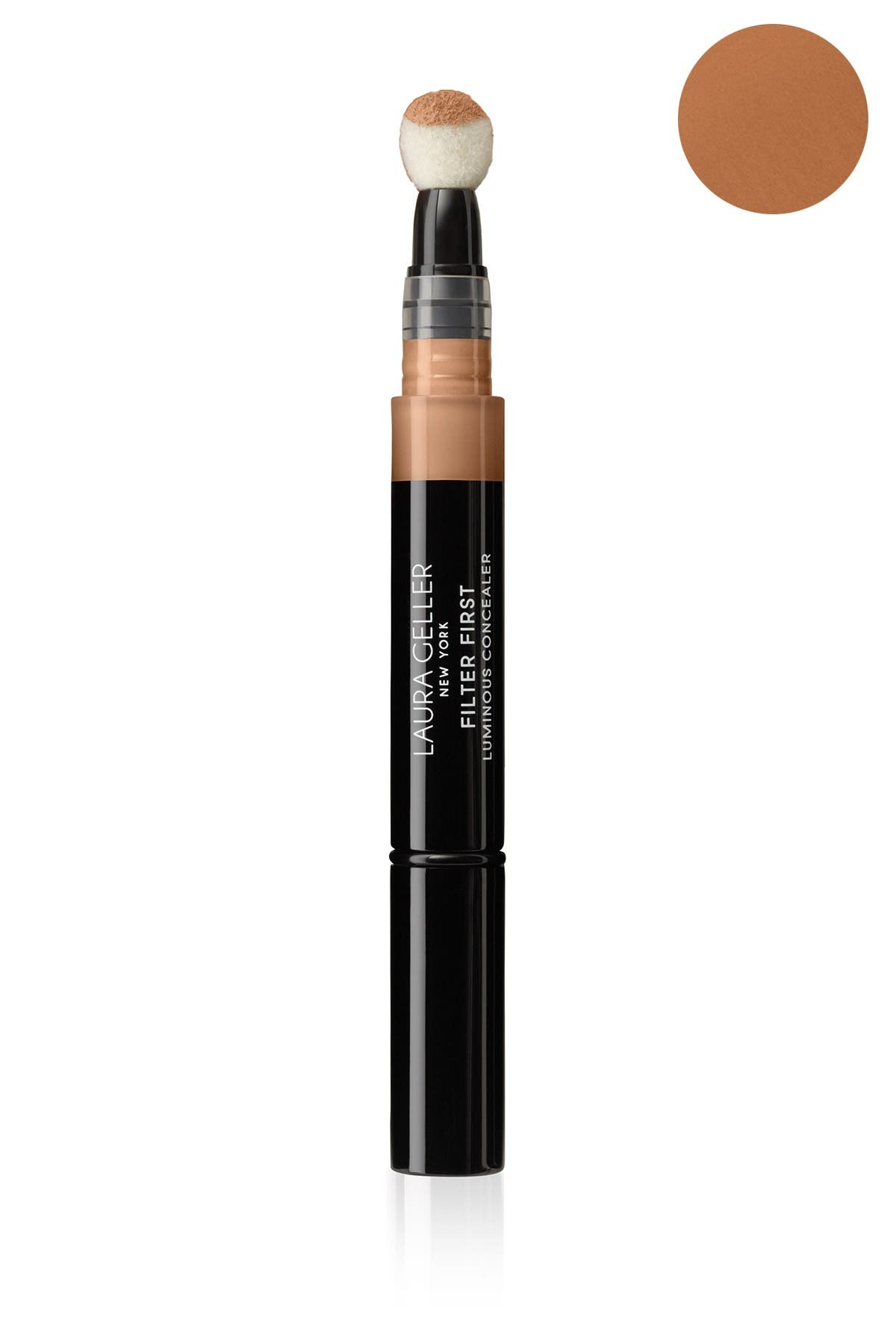 Image of Laura Geller New York Filter First Luminous Concealer - Deep Tan