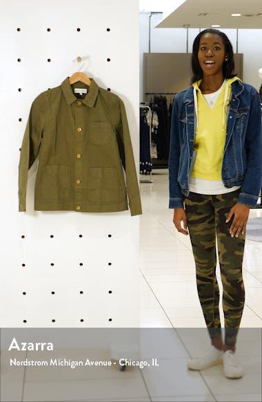 Herringbone Work Jacket, sales video thumbnail