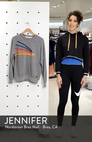 Daydream Sweatshirt, sales video thumbnail