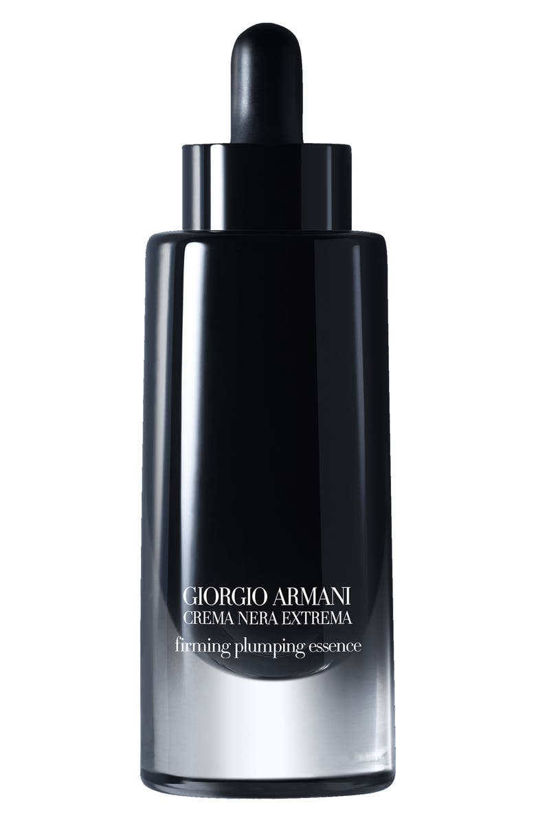 GIORGIO ARMANI Crema Nera Extrema Firming Plumping Essence, Main, color, NO COLOR