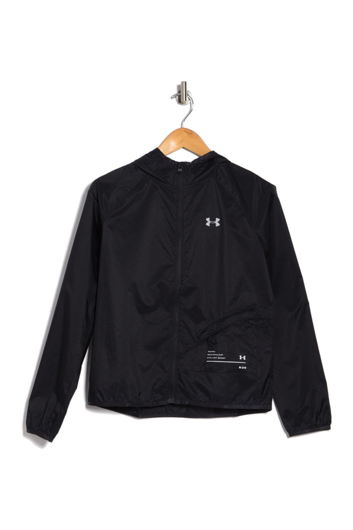 Image of Under Armour Qualifier Storm Packable Jacket