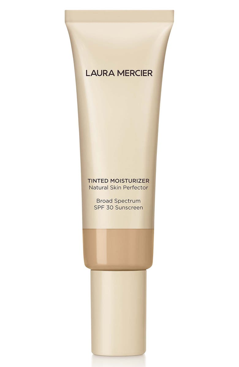 LAURA MERCIER Tinted Moisturizer Natural Skin Perfector SPF 30, Main, color, 3W1 BISQUE