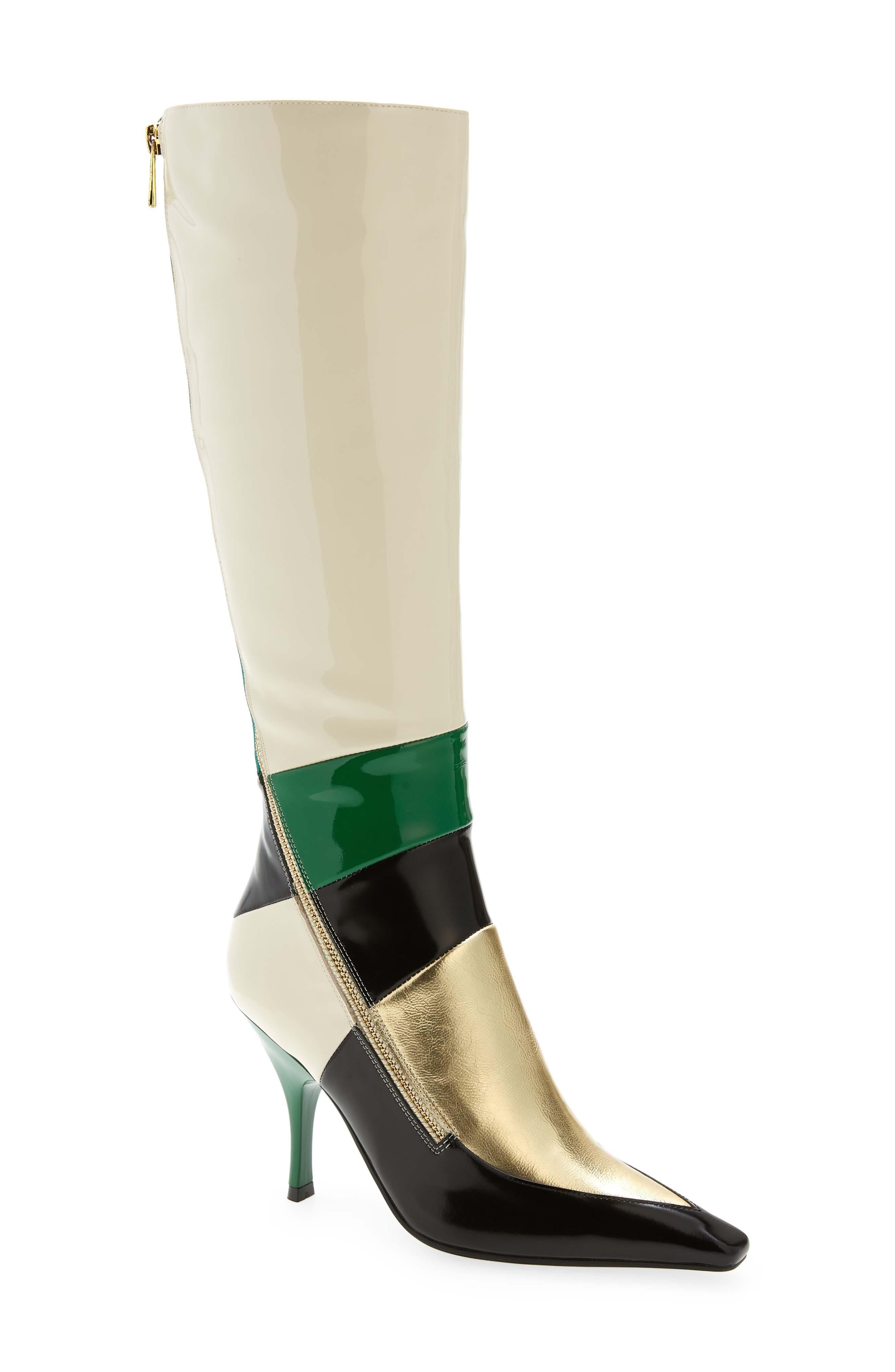 Sheena Knee High Boot