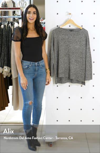 Silk & Organic Cotton Sweater, sales video thumbnail