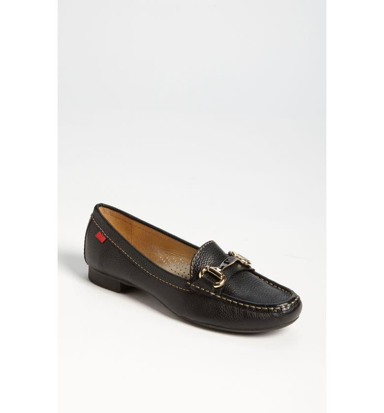 MARC JOSEPH NEW YORK 'Grand St.' Loafer, Main, color, BLACK GRAINY