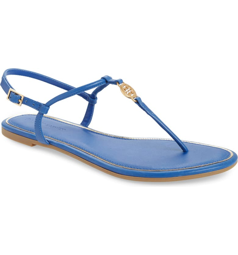TORY BURCH Emmy Sandal, Main, color, NAUTICAL BLUE