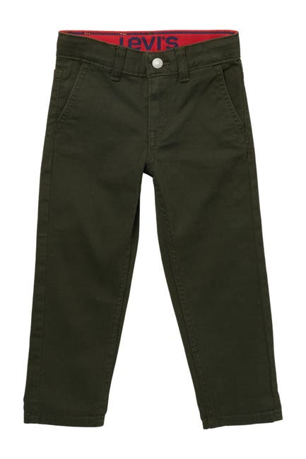 Image of Levi's 502 Regular Fit Tapered Chino Pants