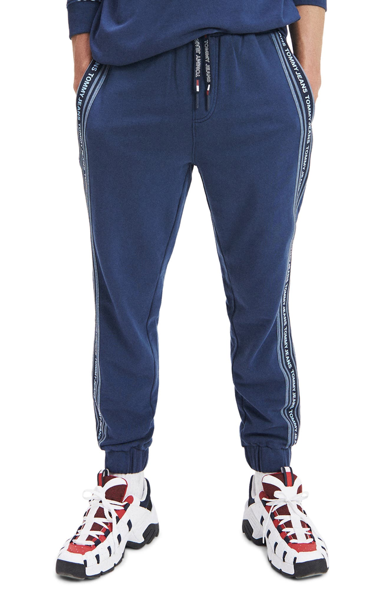 Men's Tommy Jeans TJM Taped Sweatpants