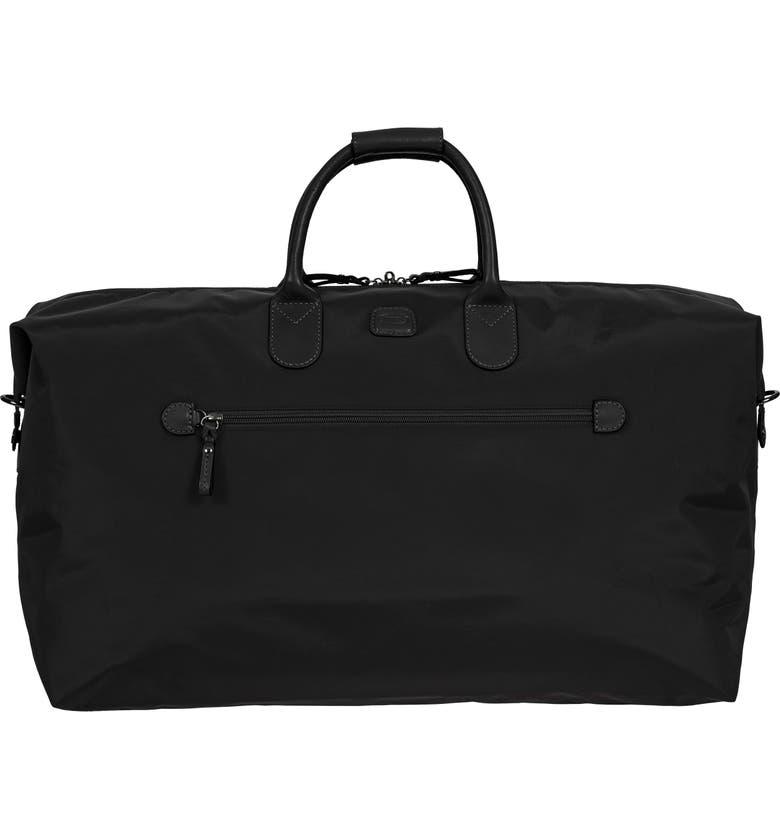 BRIC'S X-Bag Boarding 22-Inch Duffle Bag, Main, color, BLACK/ BLACK