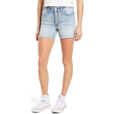 Vigoss Ace Denim Shorts, 7 - Blue