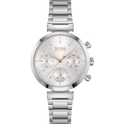 Boss Flawless Chronograph Bracelet Watch, 4m