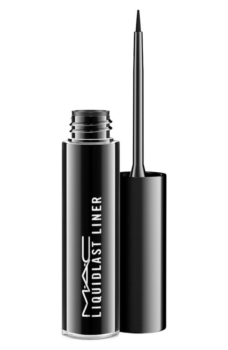 MAC COSMETICS M·A·C 'Liquidlast' Liner, Main, color, 001