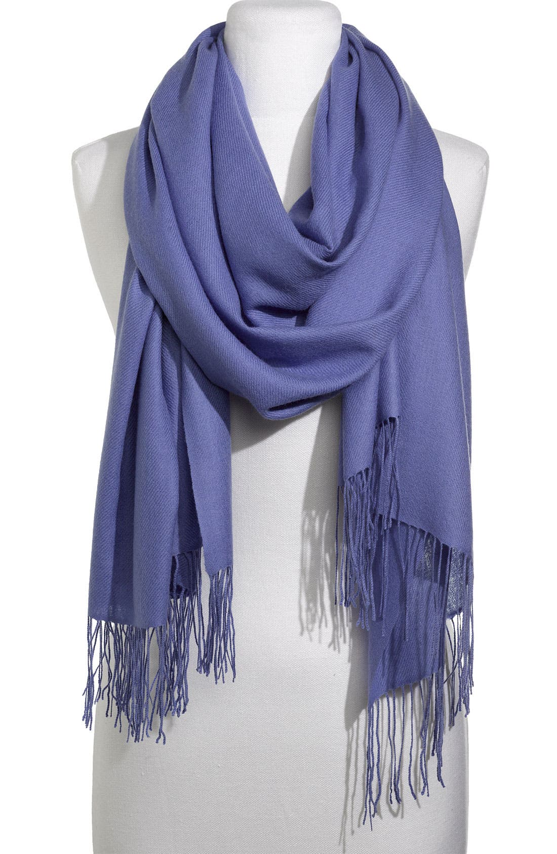 ,                             Tissue Weight Wool & Cashmere Wrap,                             Main thumbnail 84, color,                             420