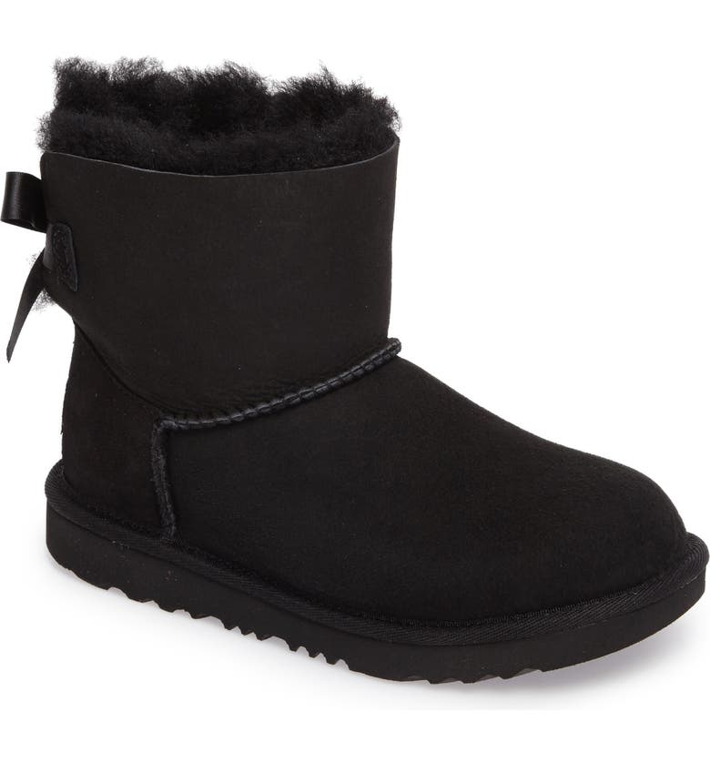 ugg mini bailey bow 2