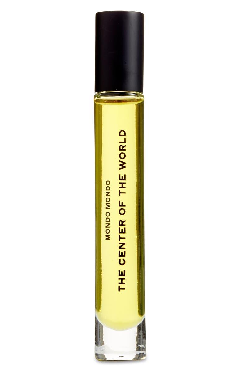 MONDO MONDO The Center of The World Roll-On Perfume Oil, Main, color, 710