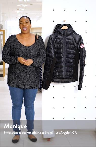 'Hybridge<sup>™</sup> Lite Hoody' Slim Fit Packable Jacket, sales video thumbnail