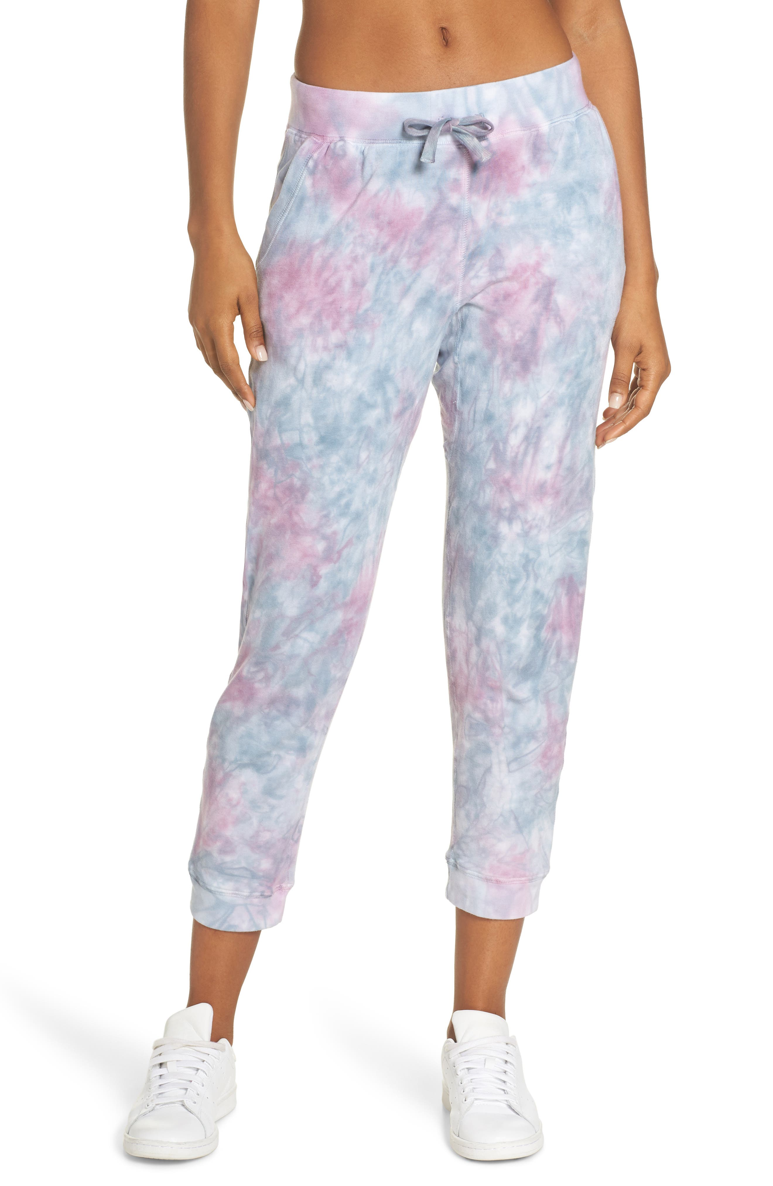 Electric & Rose Abbot Kinney Sweatpants, Blue