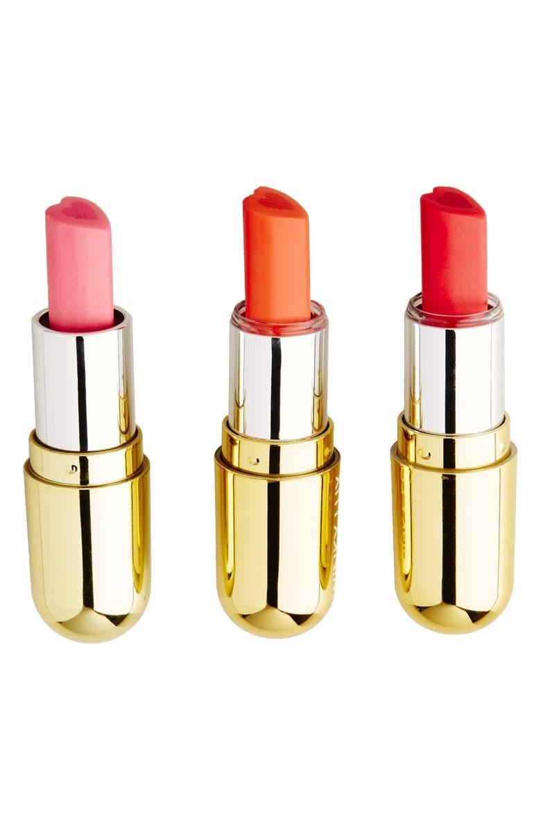 WINKY LUX Heart Lipstick Trio, Main, color, 000