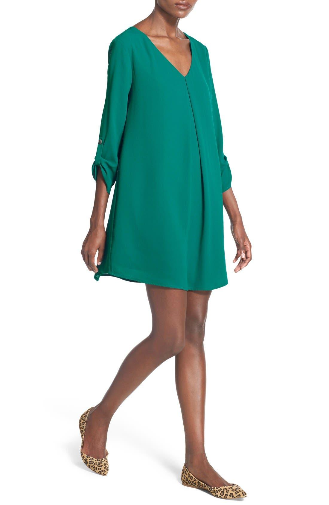 ,                             Karly Shift Dress,                             Alternate thumbnail 33, color,                             332