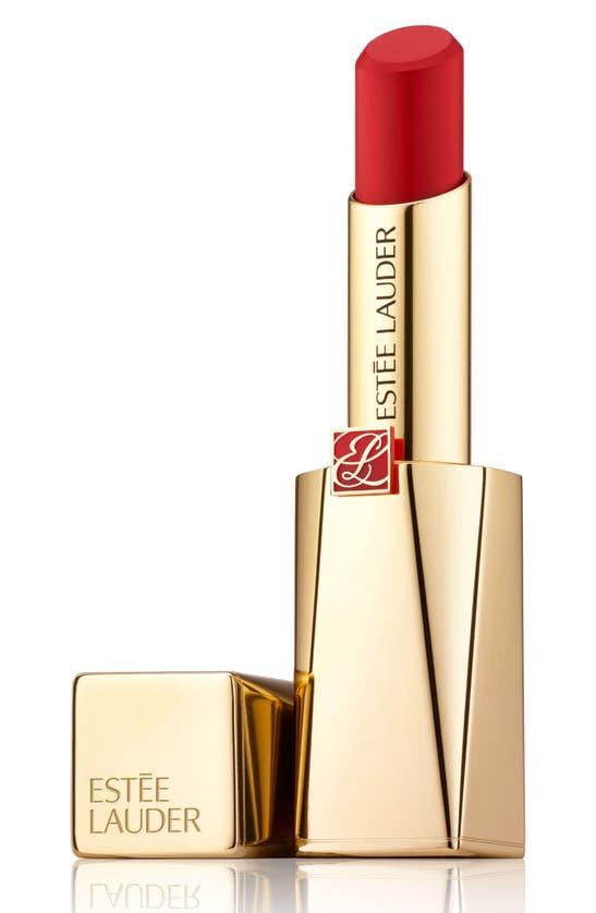 Estée Lauder Pure Color Desire Rouge Excess Creme Lipstick In Bite Back-matte
