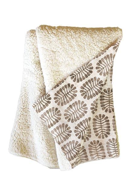 Image of Deny Designs Holli Zollinger Thistle Seed Fleece Throw Blanket