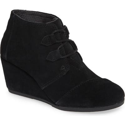 Toms Kala Wedge Bootie, Black