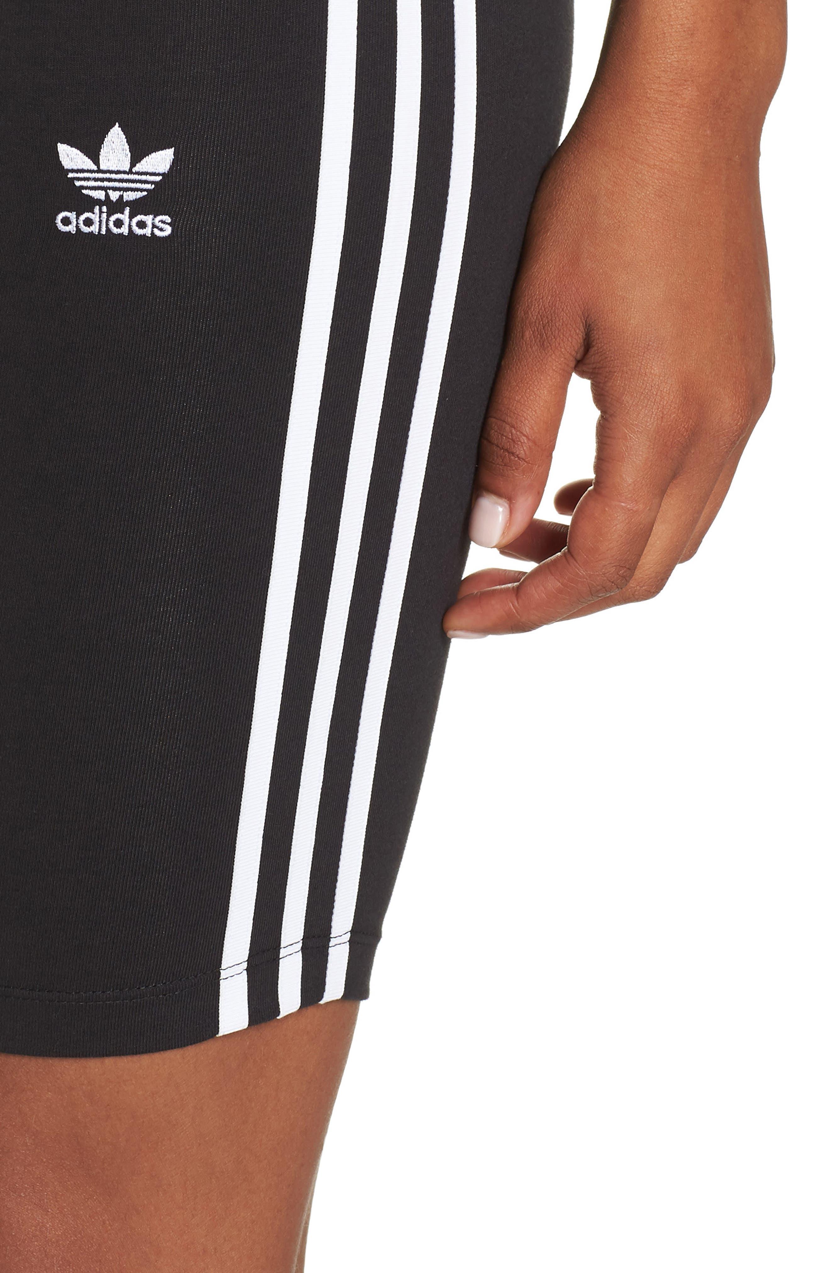 ,                             Cycling Shorts,                             Alternate thumbnail 5, color,                             BLACK