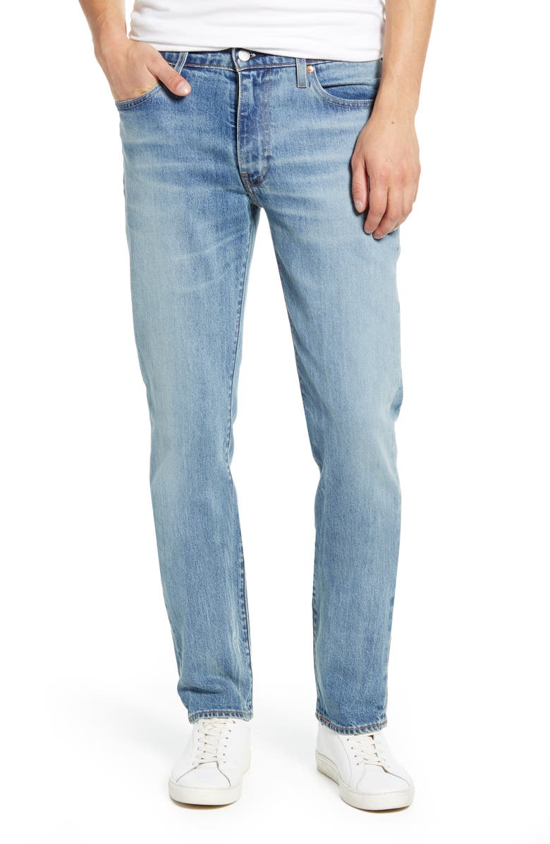LEVI'S<SUP>®</SUP> 511<sup>™</sup> Slim Fit Jeans, Main, color, FENNEL OVERT