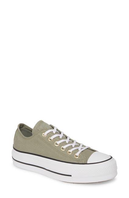Image of Converse Chuck Taylor All Star Lift Ox Platform Sneaker