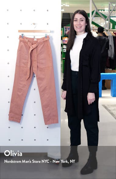 Patrice Tapered Ankle Pants, sales video thumbnail