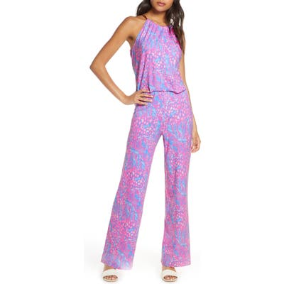 Lilly Pulitzer Bowen Jumpsuit, Pink