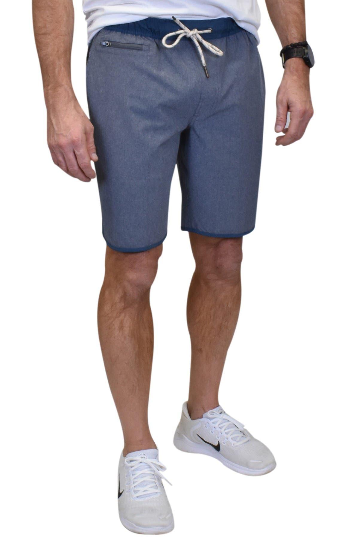vintage drawstring shorts