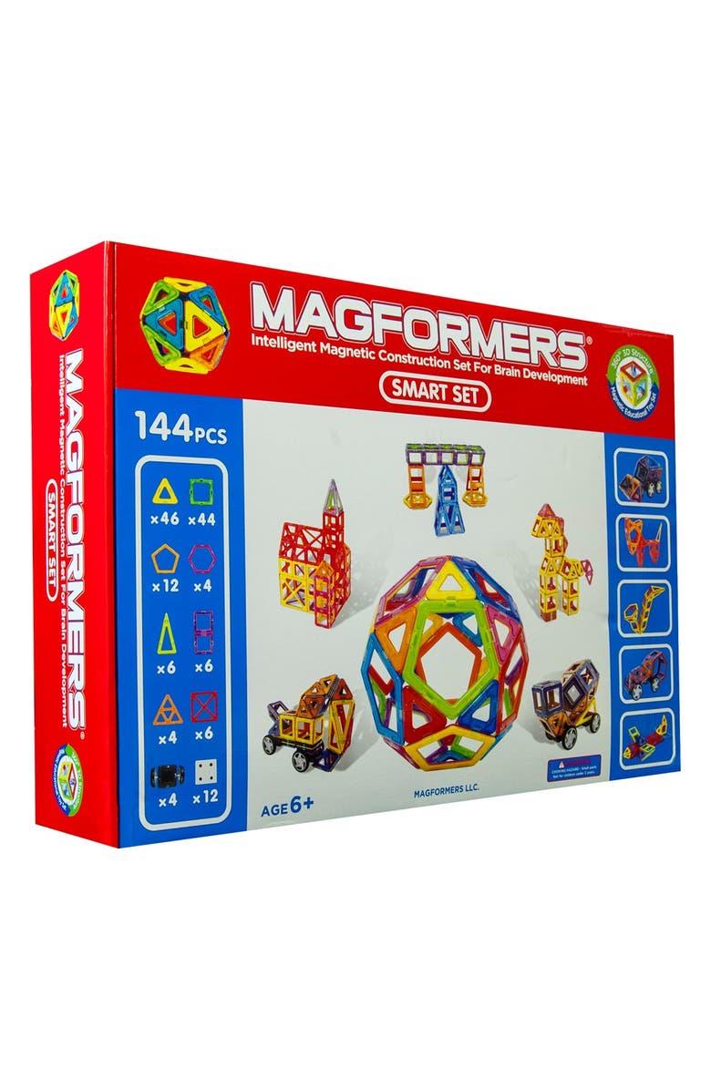 MAGFORMERS 'Smart ' Construction Set, Main, color, MULTI
