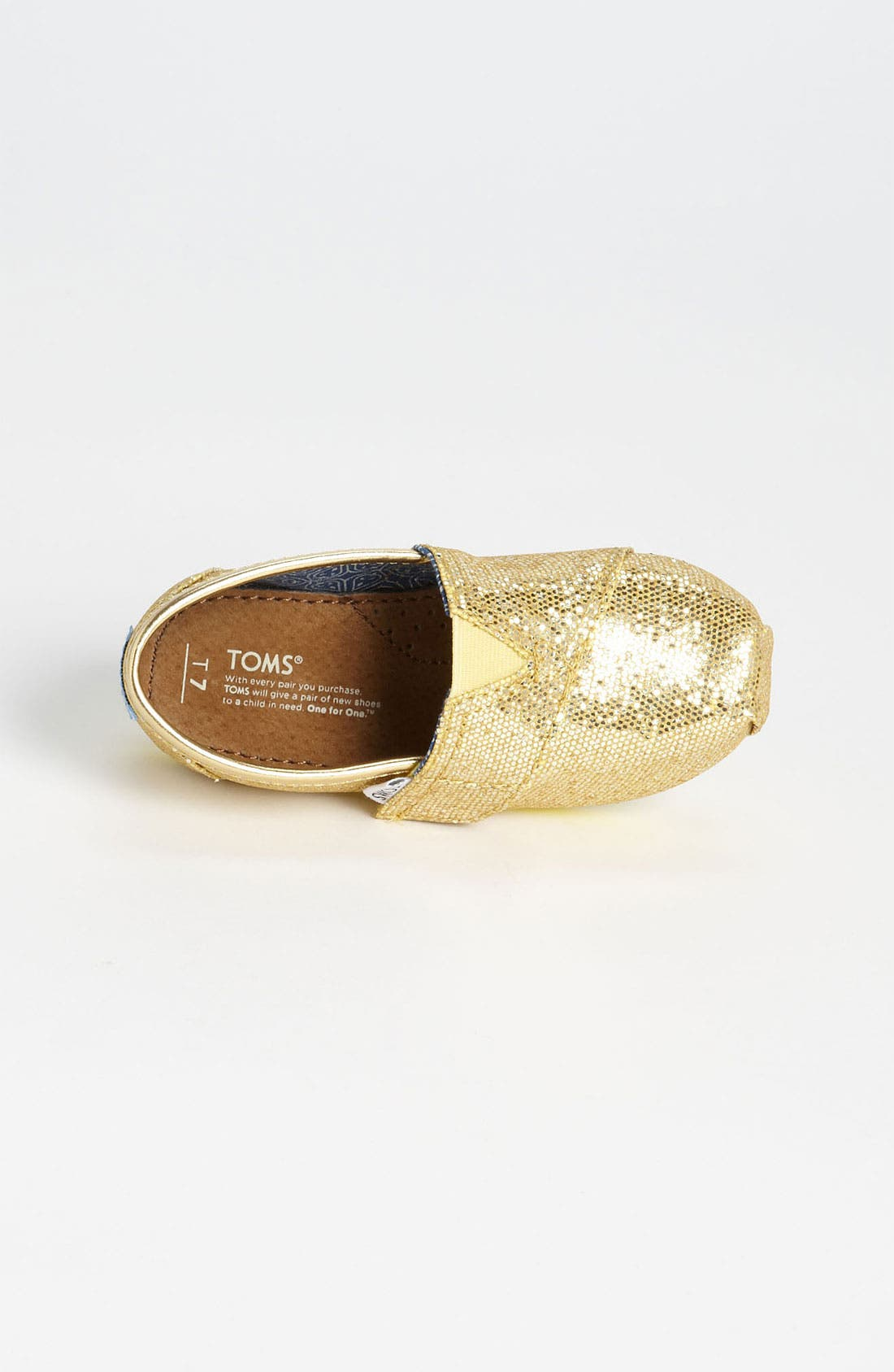 ,                             'Classic Tiny - Glitter' Slip-On,                             Alternate thumbnail 38, color,                             700