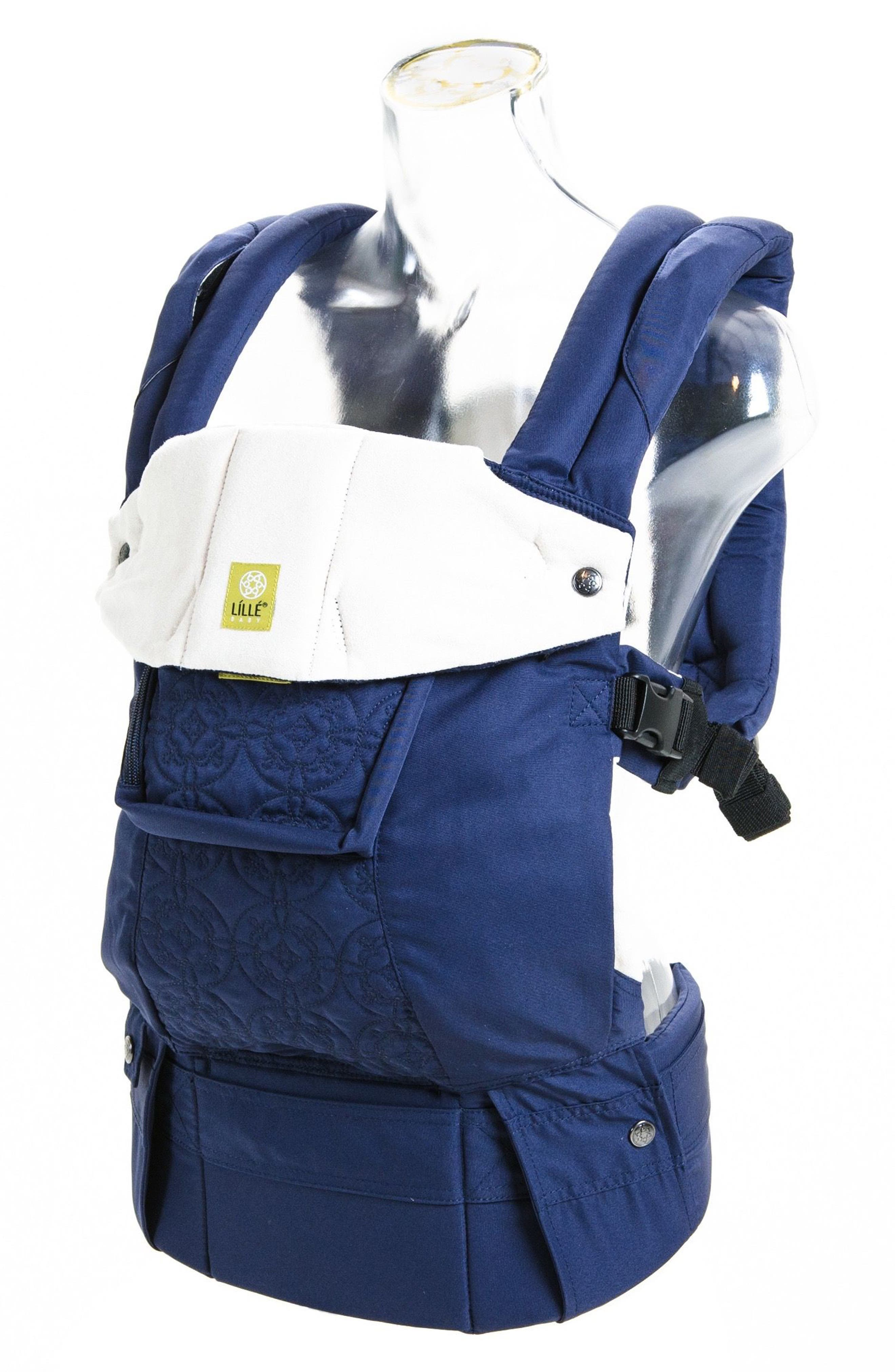 Infant Lilliebaby Complete Embossed Baby Carrier Size One Size  Blue
