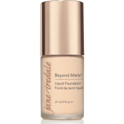 Jane Iredale Beyond Matte Liquid Foundation - M1