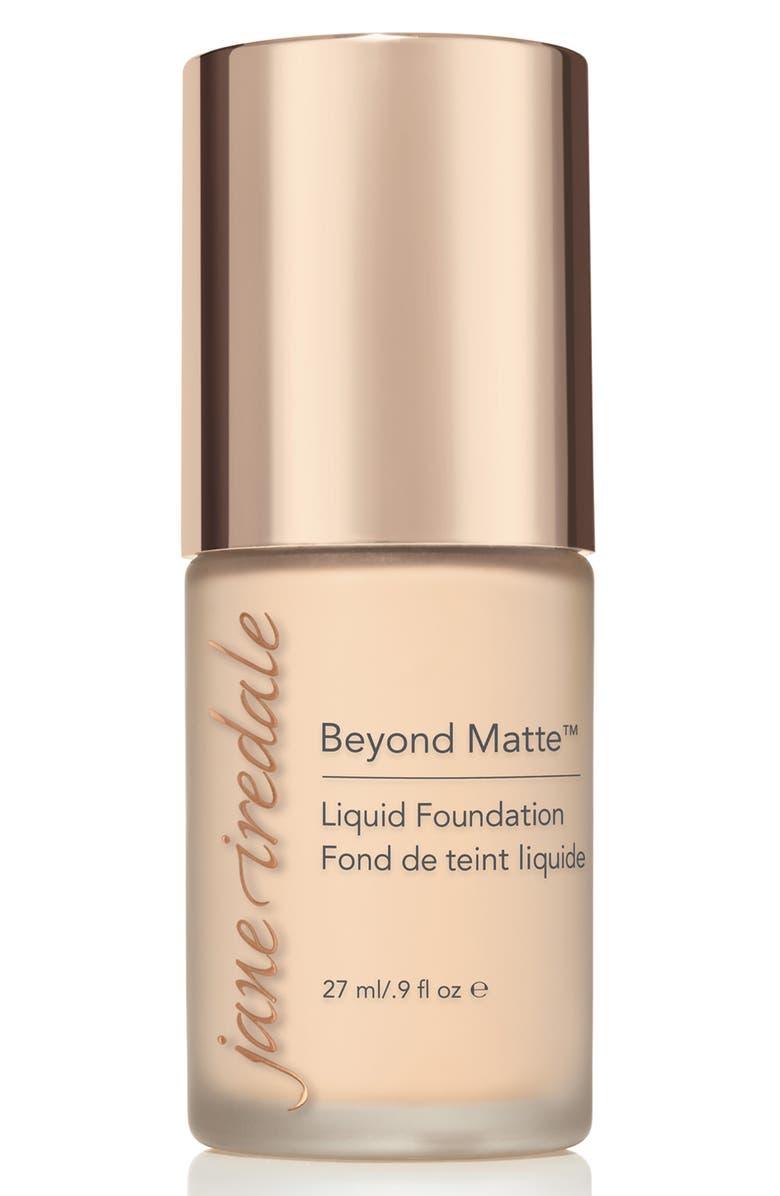 JANE IREDALE Beyond Matte Liquid Foundation, Main, color, M1