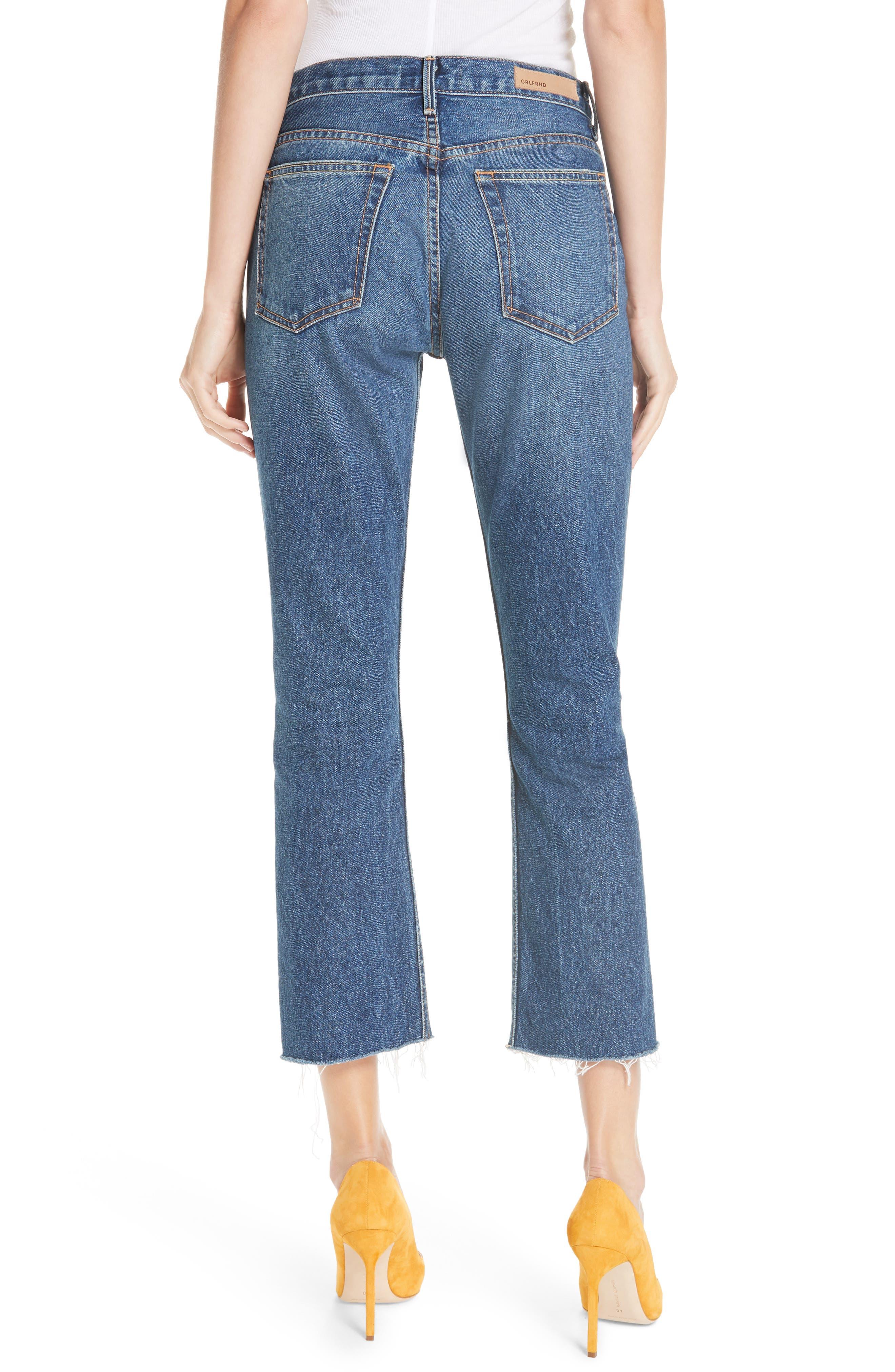,                             Tatum Crop Flare Jeans,                             Alternate thumbnail 2, color,                             430